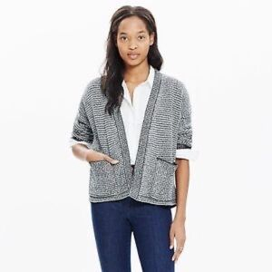 Madewell | Cocoon Cardigan Open Front Sweater